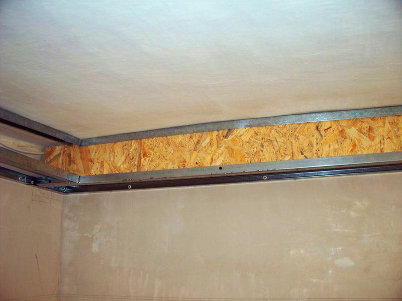 Создание короба под монтаж багета для натяжного потолка