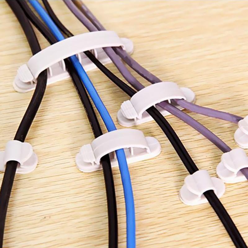 Временные крепления для кабелей