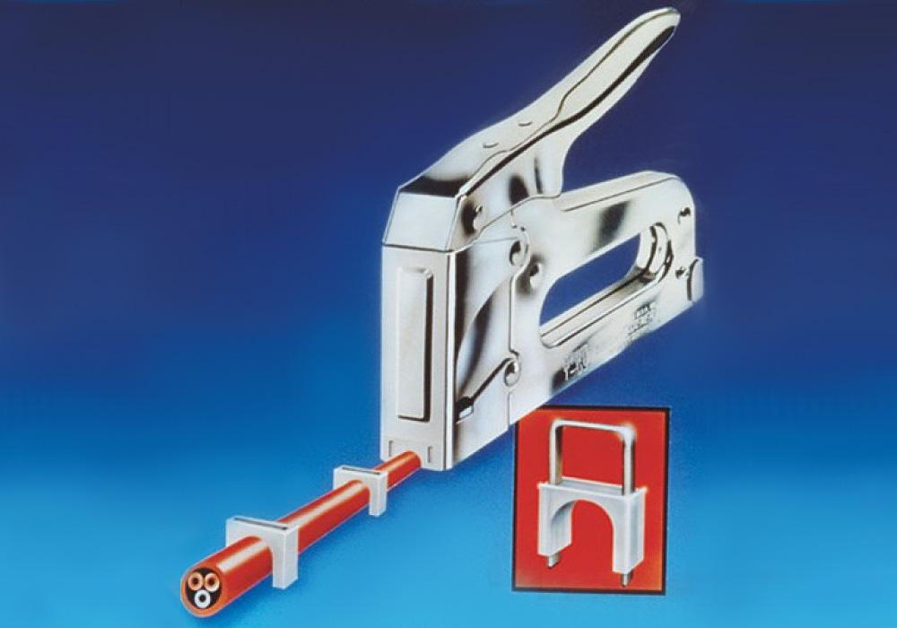 Скобы для строительного степлера