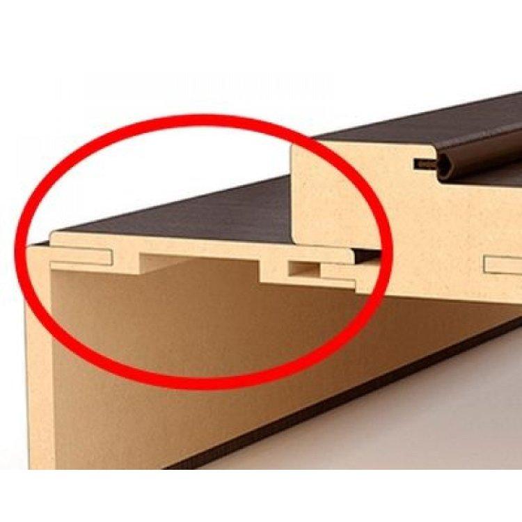6 секретов установки наличников на межкомнатные двери своими руками