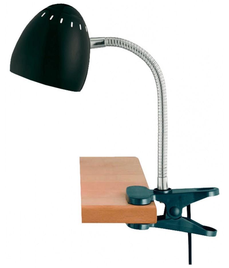 Как выбрать и установить настольную лампу с креплением
