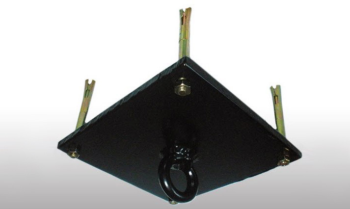 Крепеж для установки на потолок