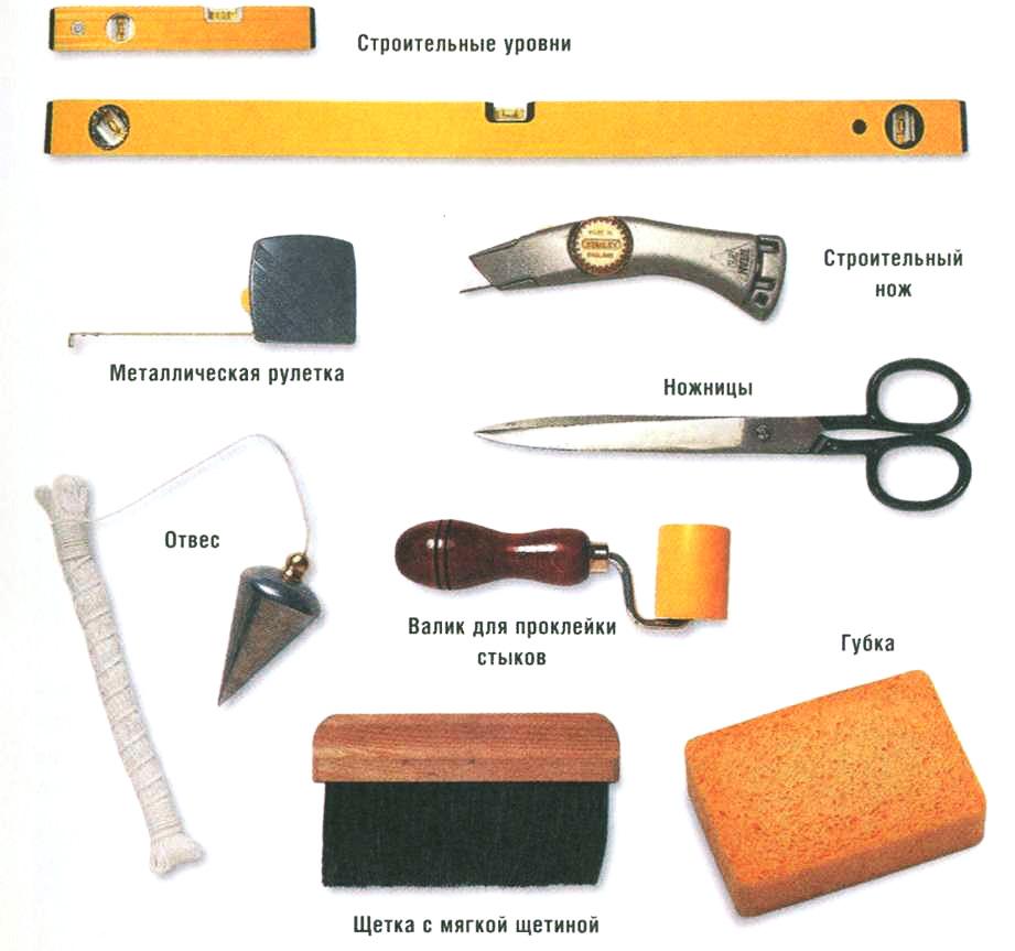 Необходимый инструмент для монтажа пробки