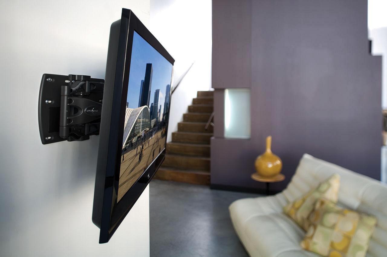 Кронштейн - удобное приспособление для закрепления телевизора