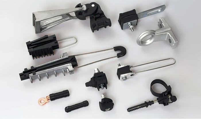 Разновидности крепежных элементов