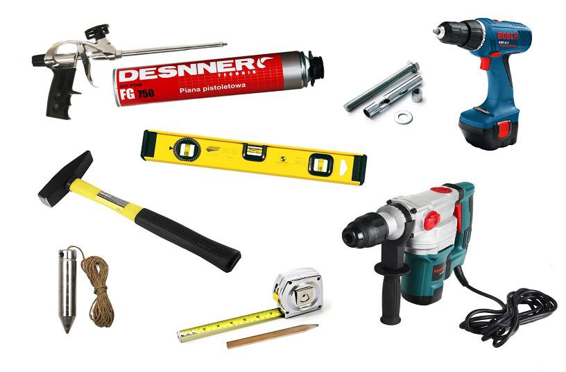 Требующиеся инструменты