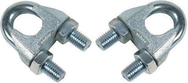 Особенности крепления концов джутовых канатов и стальных тросов