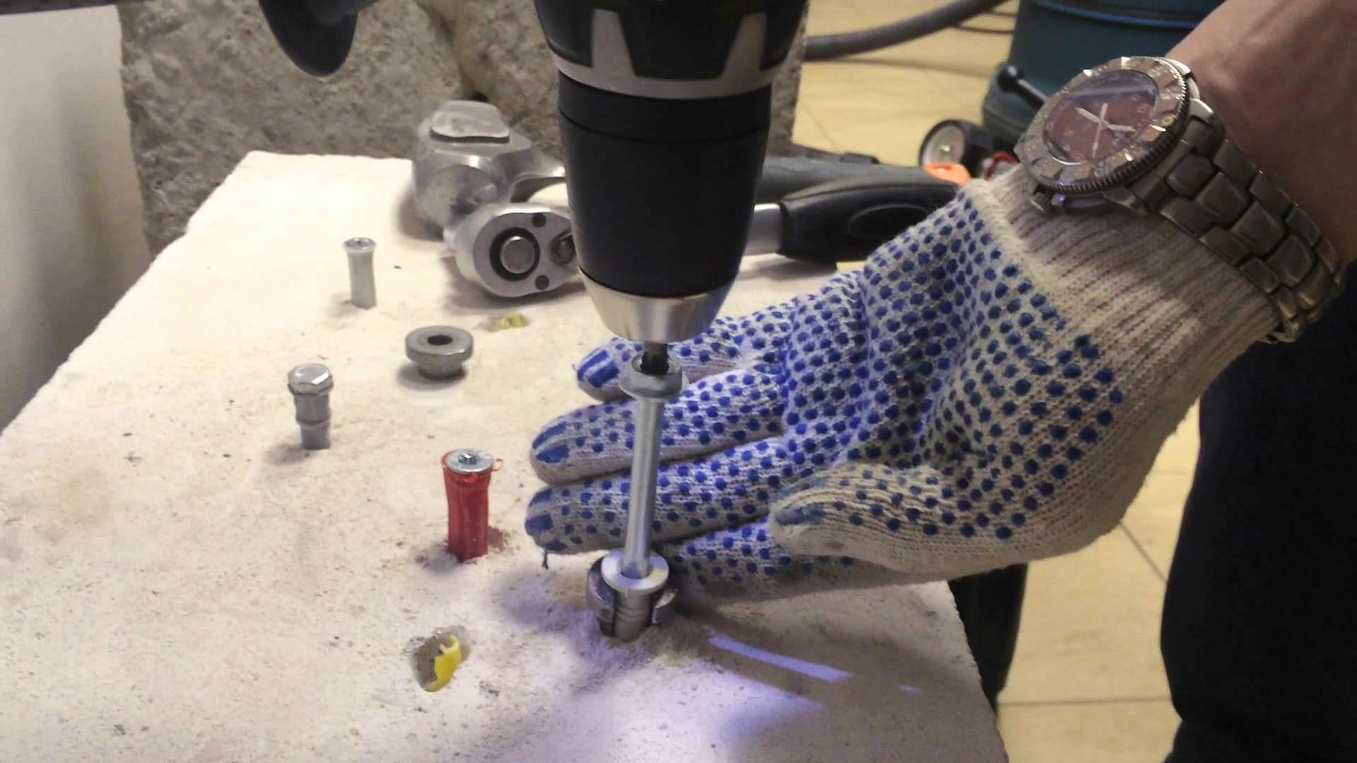 Особенности выбора крепежа для ячеистых материалов