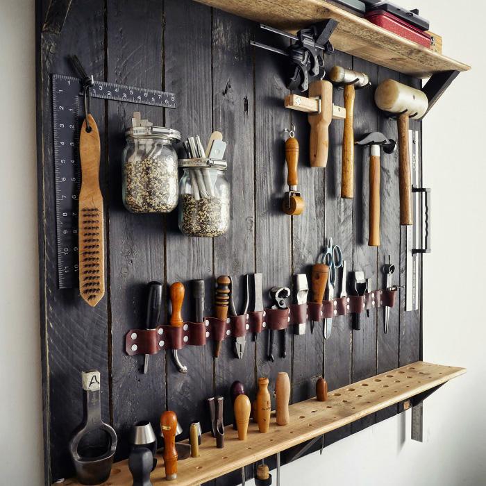Разновидности креплений для инструмента