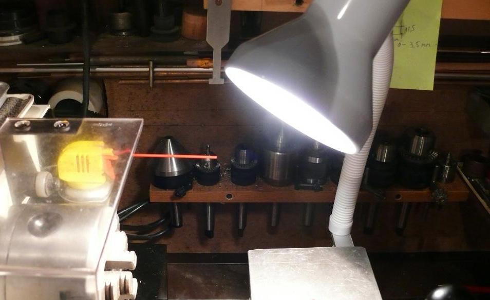 Необходимо качественное освещение рабочего места