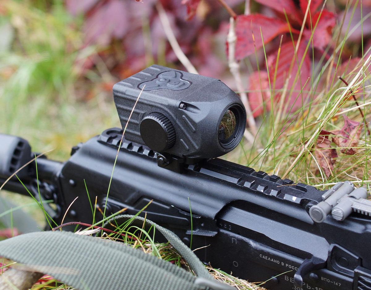 Кронштейн для крепления оптики должен соответствовать модели оружия
