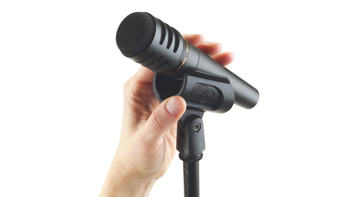 Стоечное крепление для микрофона