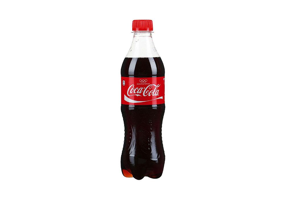 В кока-коле содержится ортофосфорная кислота