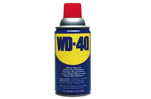 WD - 40 средство для удаления ржавчины