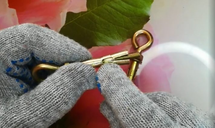 Анкер-болты с кольцом и полукольцом: для чего нужны