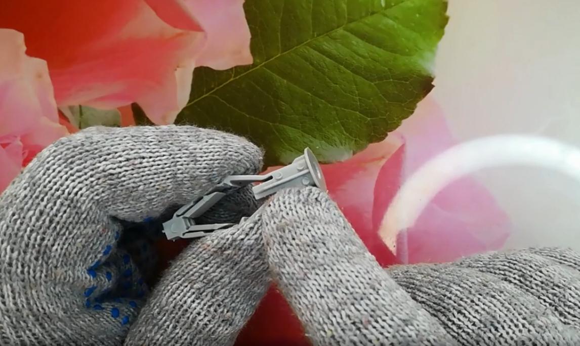 Дюбель-бабочка: как он работает